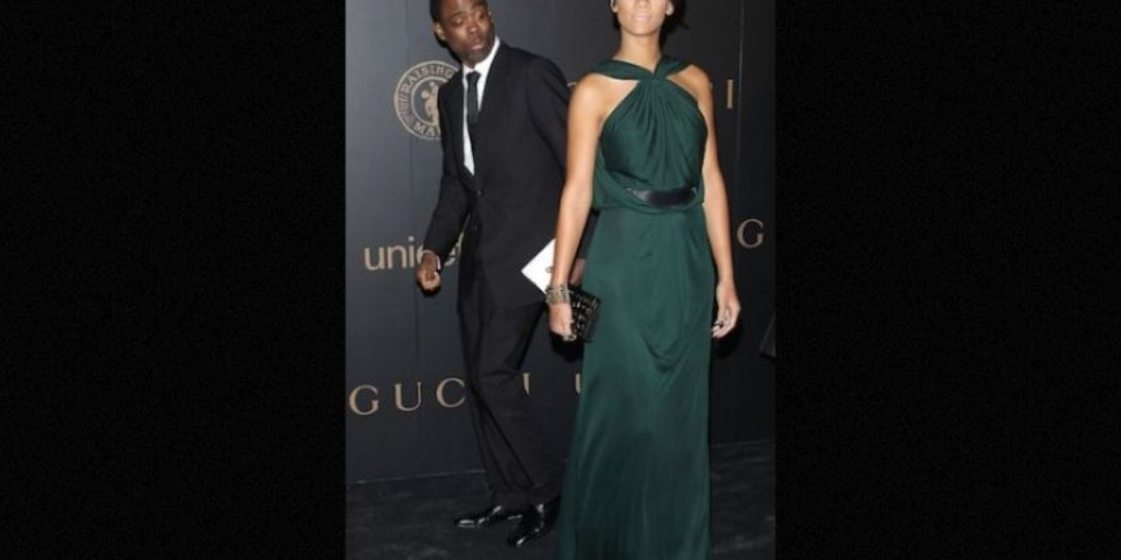 Chris Rock y Rihanna Foto:Getty Images
