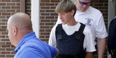 1. La masacre de la iglesia de Charleston Foto:AP