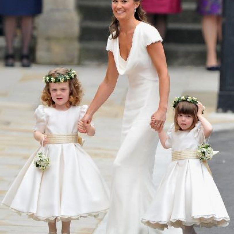 La hermana de Kate es dueña de un gran belleza Foto:Getty Images