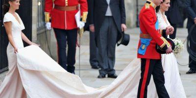 Fue la dama de honor de su hermana en la Boda Real de 29 de abril 2011, cuya celebración ayudó a organizar Foto:Getty Images