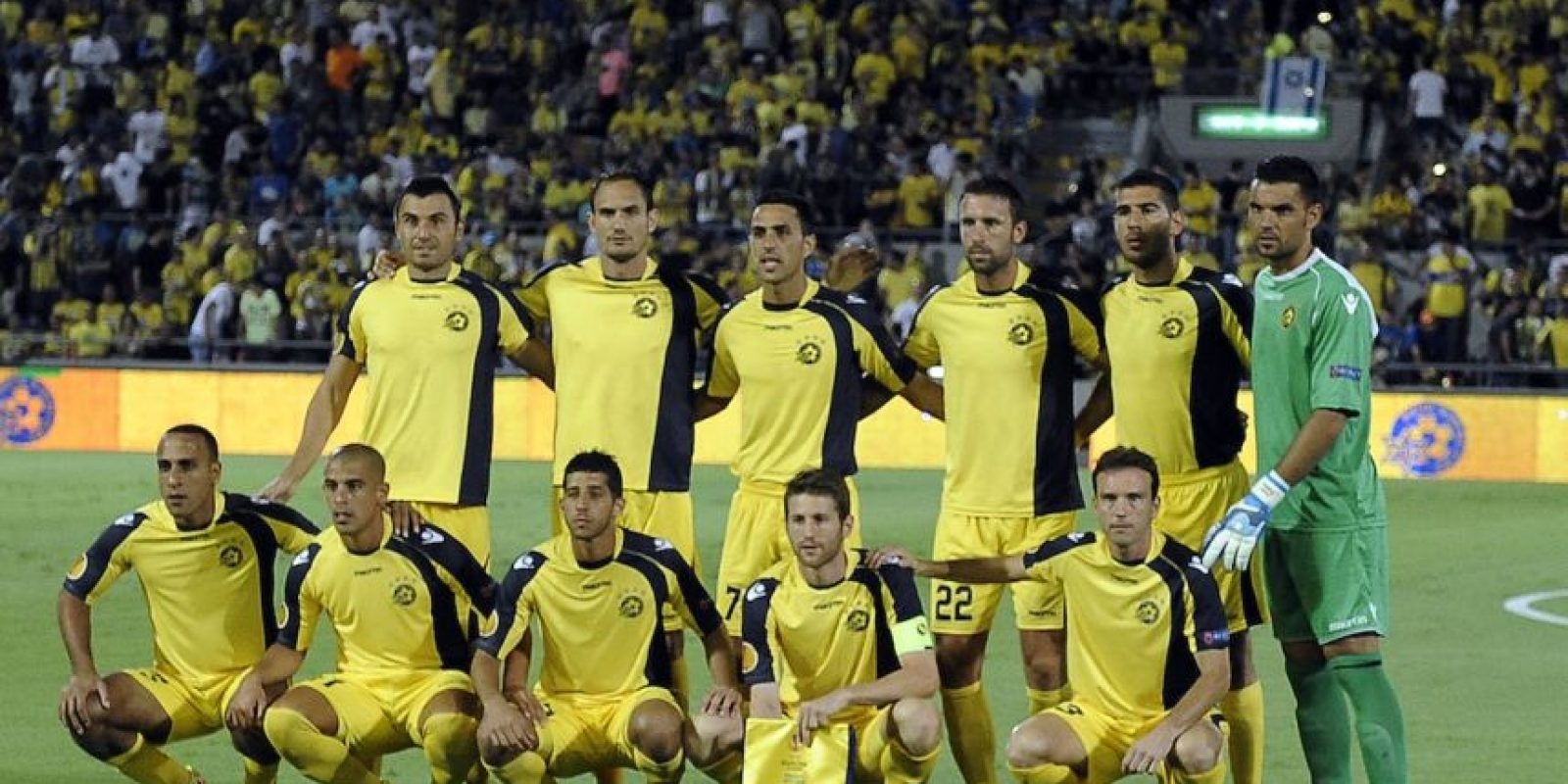 Maccabi Tel Aviv (Israel) Foto:Getty Images