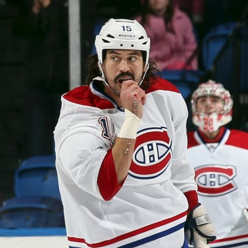 George Parros Foto: Getty Images