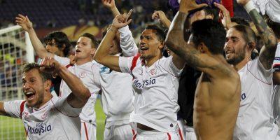 5. Sevilla Foto:Getty Images