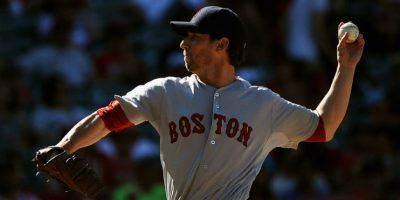 El pitcher de las Medias Rojas de Boston estudia medicina en la Universidad de Nueva York. El lanzador se inclina por la biofísica molecular y bioquímica. Foto:Getty Images