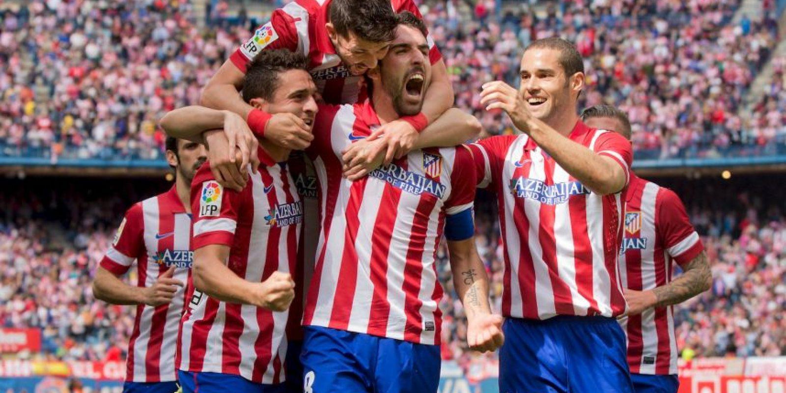 3. Atlético de Madrid Foto:Getty Images