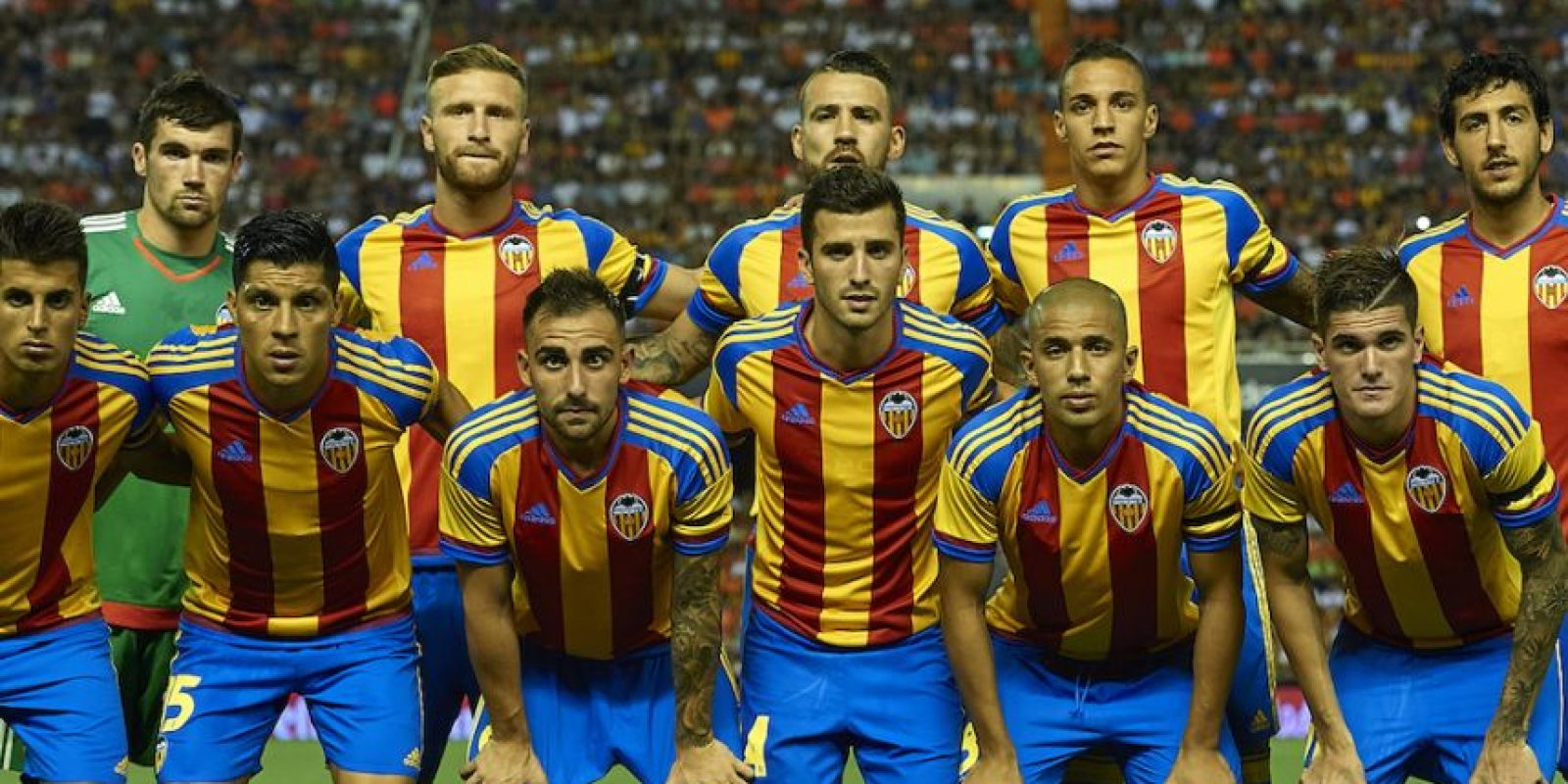 4. Valencia Foto:Getty Images