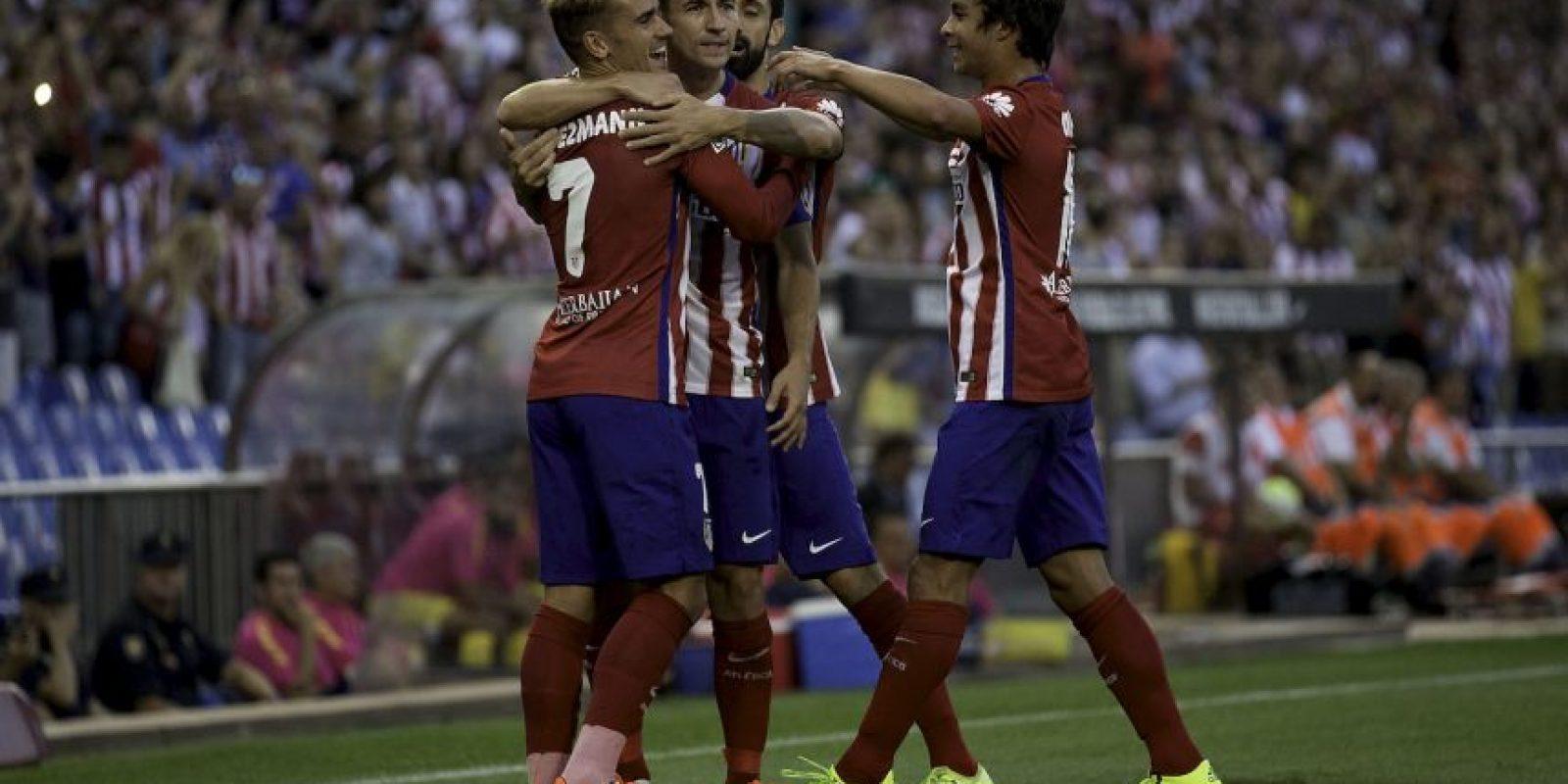 Atlético de Madrid (España) Foto:Getty Images