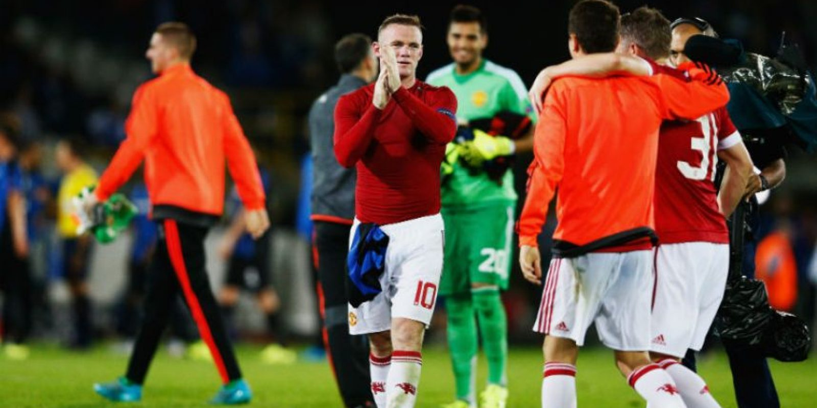 Manchester United (Inglaterra) Foto:Getty Images