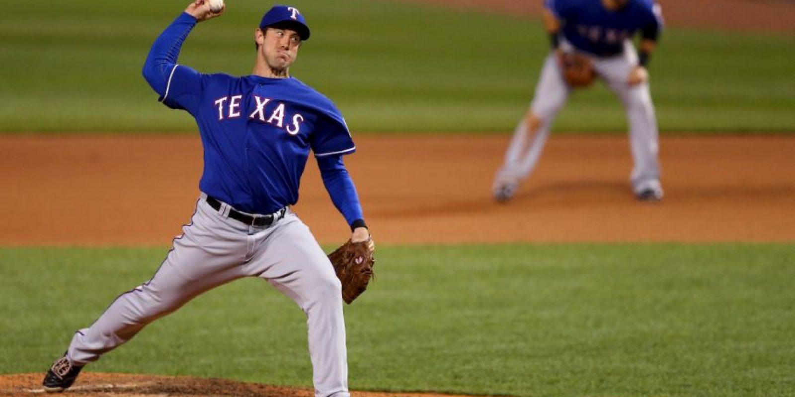 Ross Ohlendorf. El pitcher que ahora es agente libre se especailizó en Investigación de Operaciones e Ingeniería Financiera en la Universidad de Princeton. Foto:Getty Images