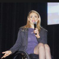 Se convirtió en oradora, actriz y modelo Foto:Vía instagram.com/tiphanyadams
