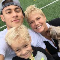 La madre del pequeño es Carol Dantas, quien fue novia de Neymar en 2011. Foto:Vía instagram.com/neymarjr
