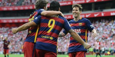 BOMBO 1 (Campeones de Liga): Barcelona (España). Foto:Getty Images