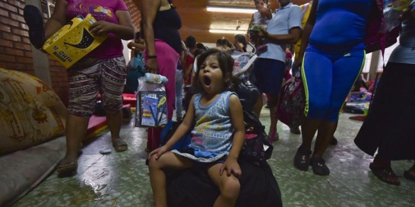 Desde el 22 de agosto, 1.088 colombianos han sido deportados/repatriados en Norte de Santander tras el cierre de la frontera y declaratoria del Estado de Excepción Constitucional en seis municipios del Estado del Táchira Foto:AFP