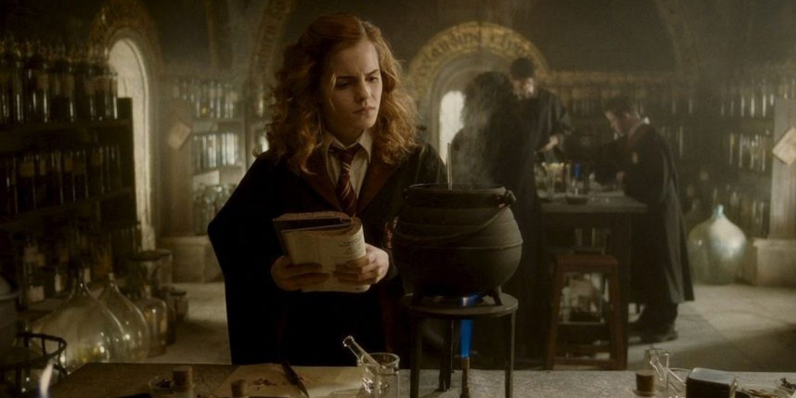 """¿Qué piensan sobre la condición de """"Hagrid""""? Foto:vía facebook.com/harrypottermovie"""