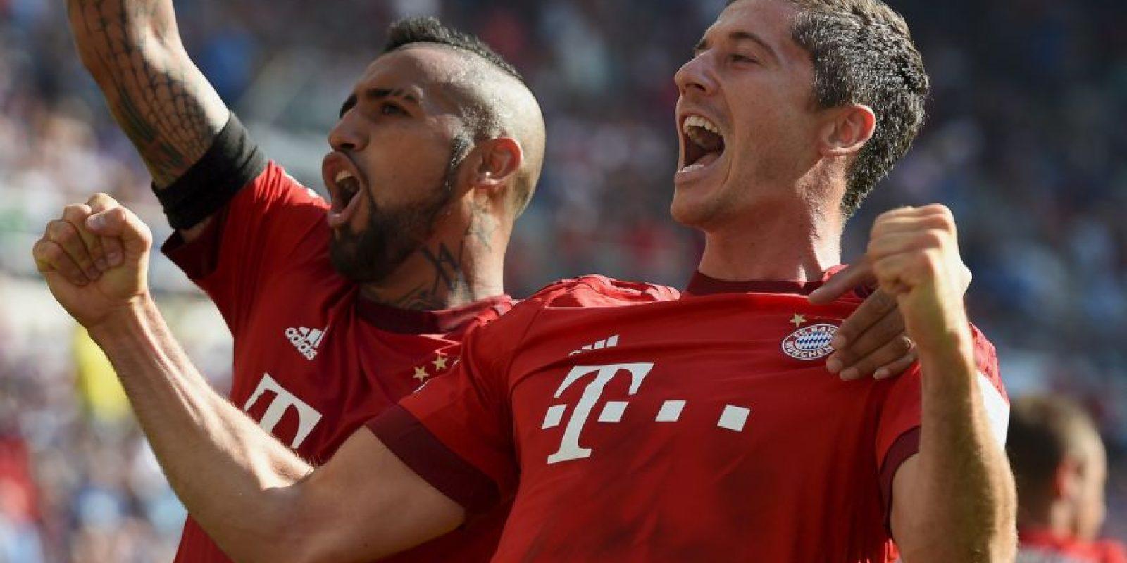Bayern Múnich (Alemania) Foto:Getty Images
