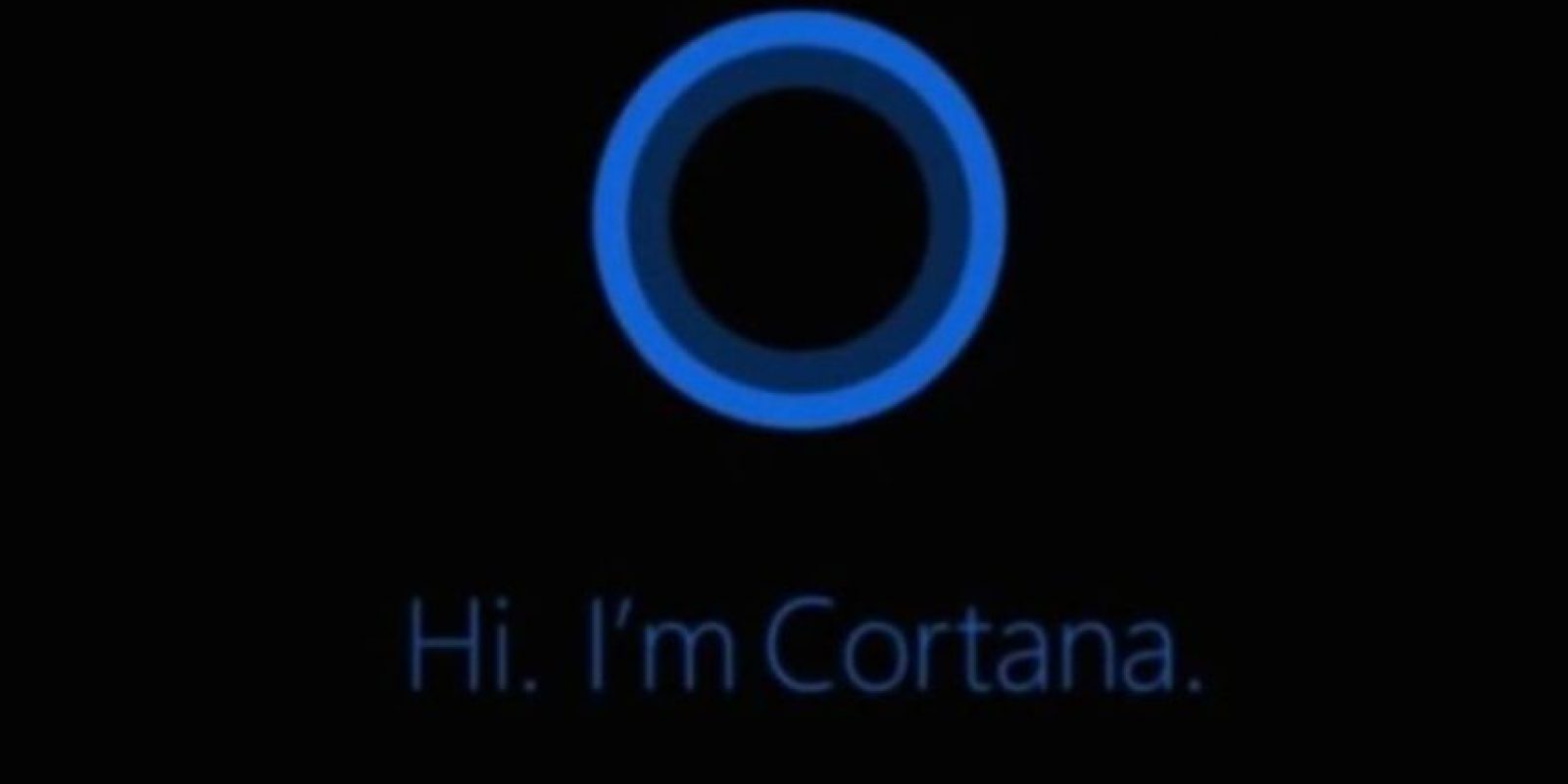 "Su nombre proviene de un personaje del videojuego ""Halo"". Foto:Microsoft"