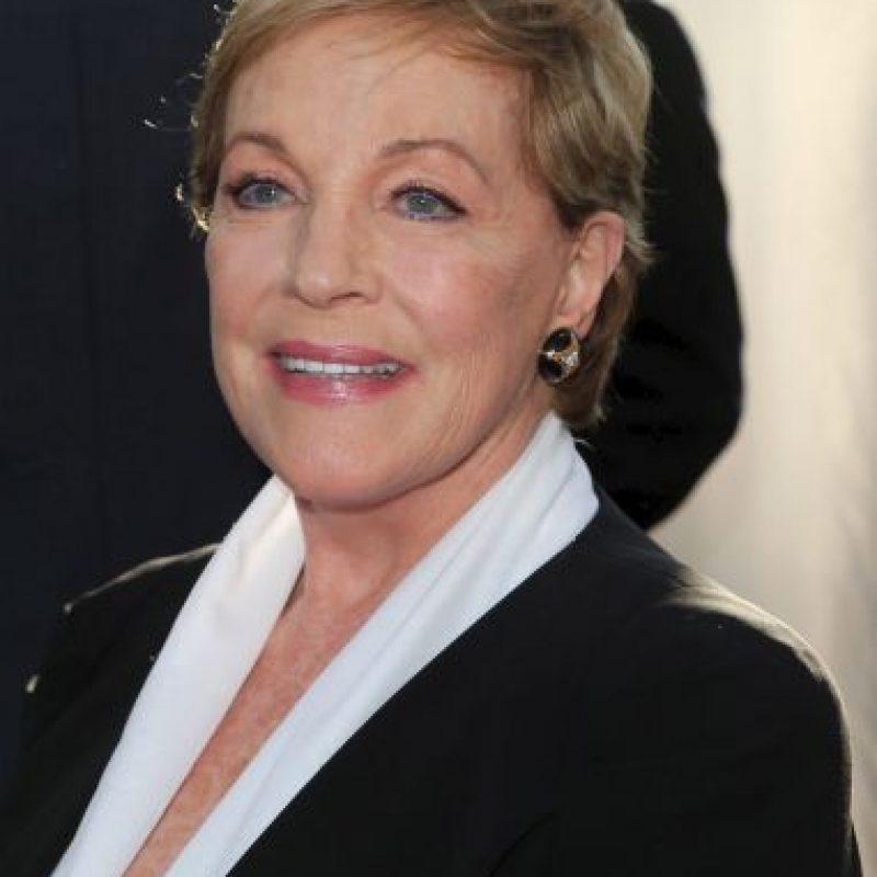 Tras ganar un Oscar a mejor actriz después de su participación en esta película, Julie Andrews continuó con su exitosa carrera Foto:Getty Images