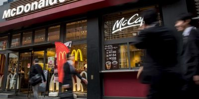 McDonald's se fundó en 1940 por los hermanos Dick y Mac McDonald Foto: Getty Images