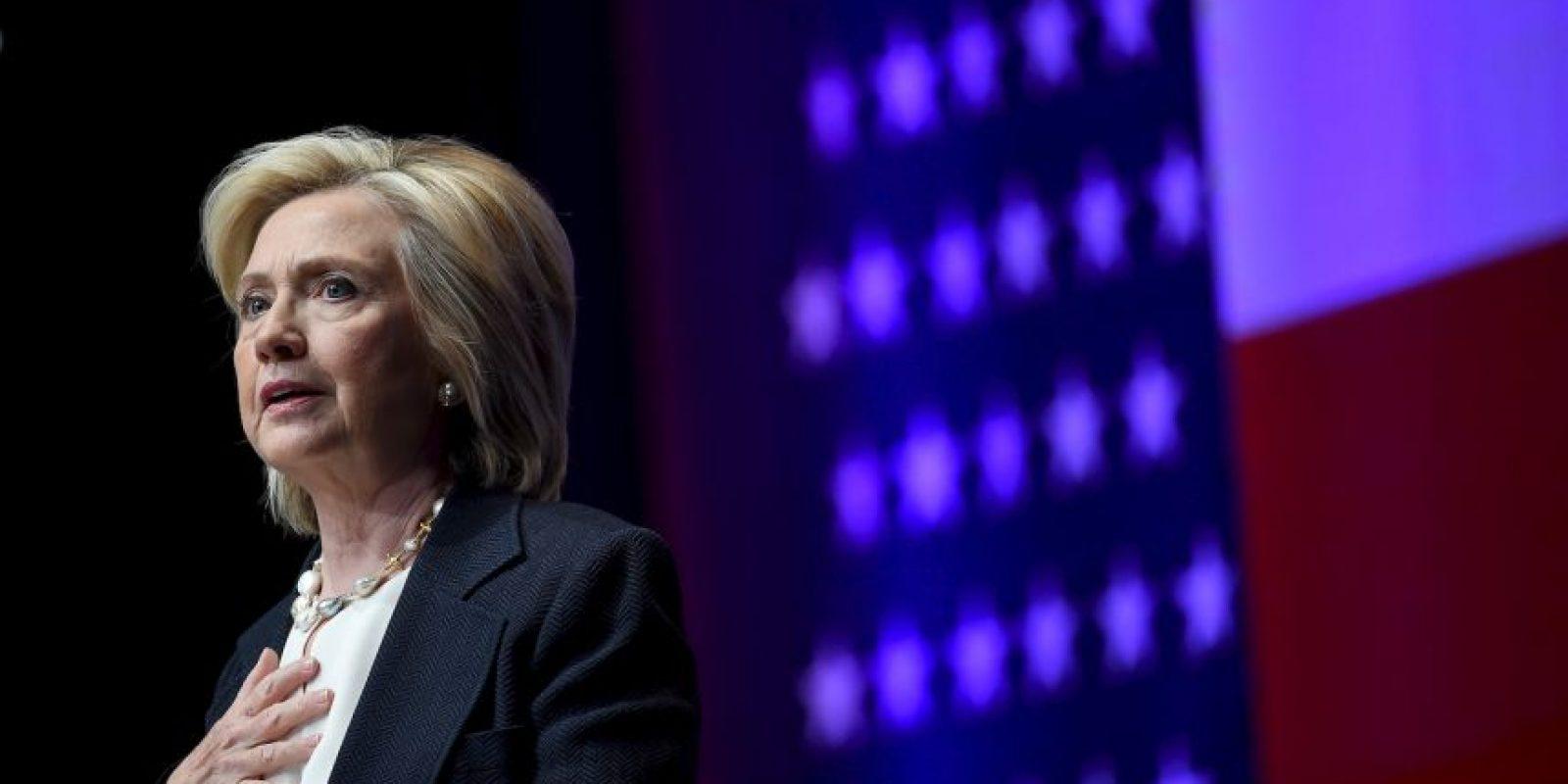 En octubre Clinton tendrá que hacer una declaración ante un comité del Congreso sobre la situación. Foto:Getty Images