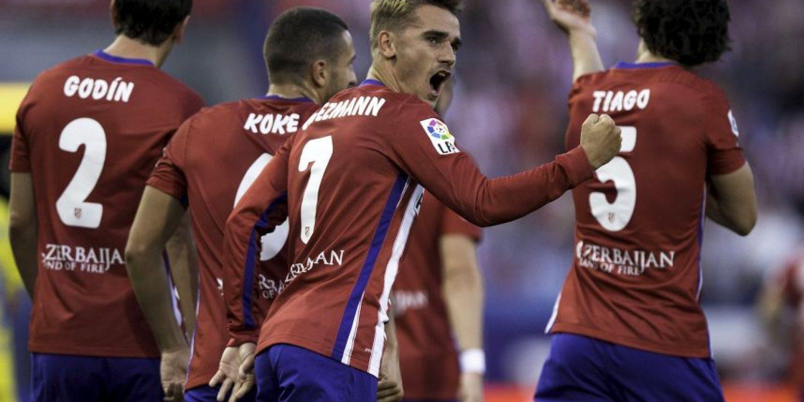 Atlético de Madrid debería ganar el Grupo C Foto:Getty Images