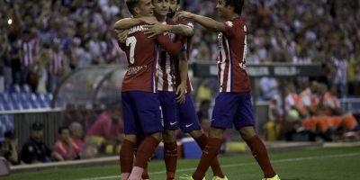 """Los """"colchoneros"""" son el quinto mejor equipo de la UEFA Foto:Getty Images"""