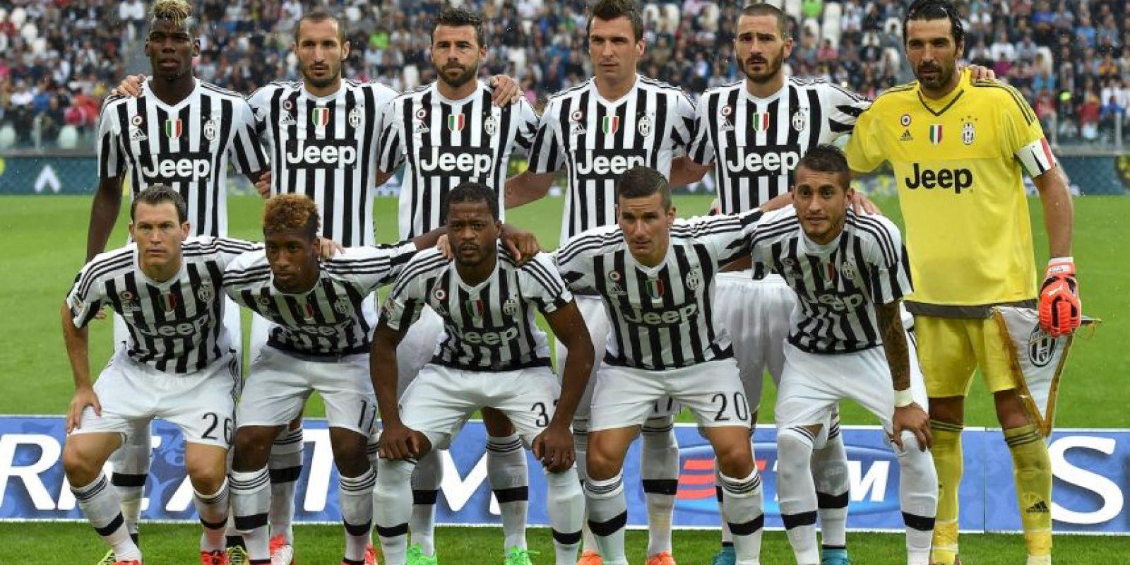 Juventus (Italia) Foto:Getty Images
