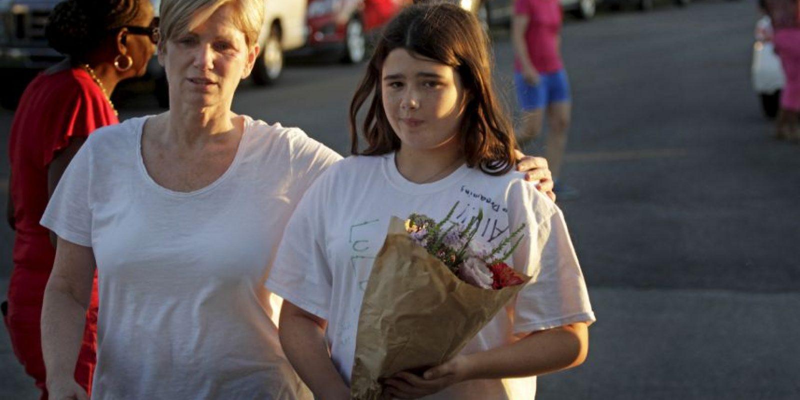 """Este ataque fue decisivo para Williams, quien aseguró: """"Las iniciales de las víctimas están escritas en mis balas"""". Foto:Getty Images"""