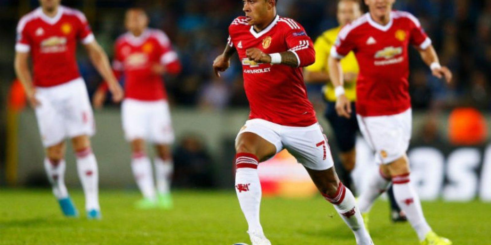 """Los """"Red Devils"""" son el club número 20 para la UEFA Foto:Getty Images"""
