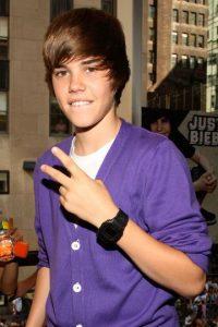 Su nombre completo es Justin Drew Bieber Foto:Getty Images