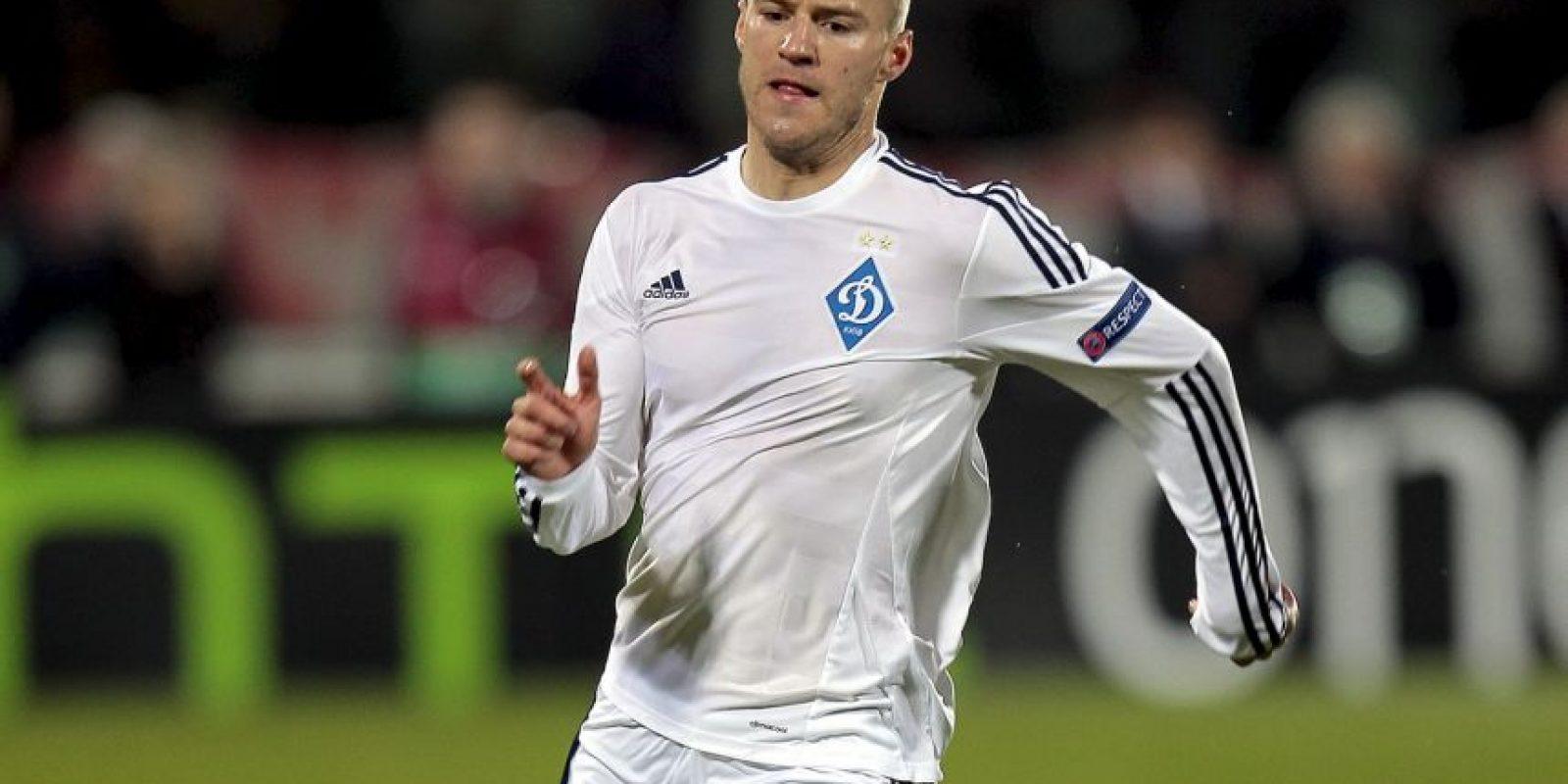Dinamo de Kiev (Ucrania) Foto:Getty Images