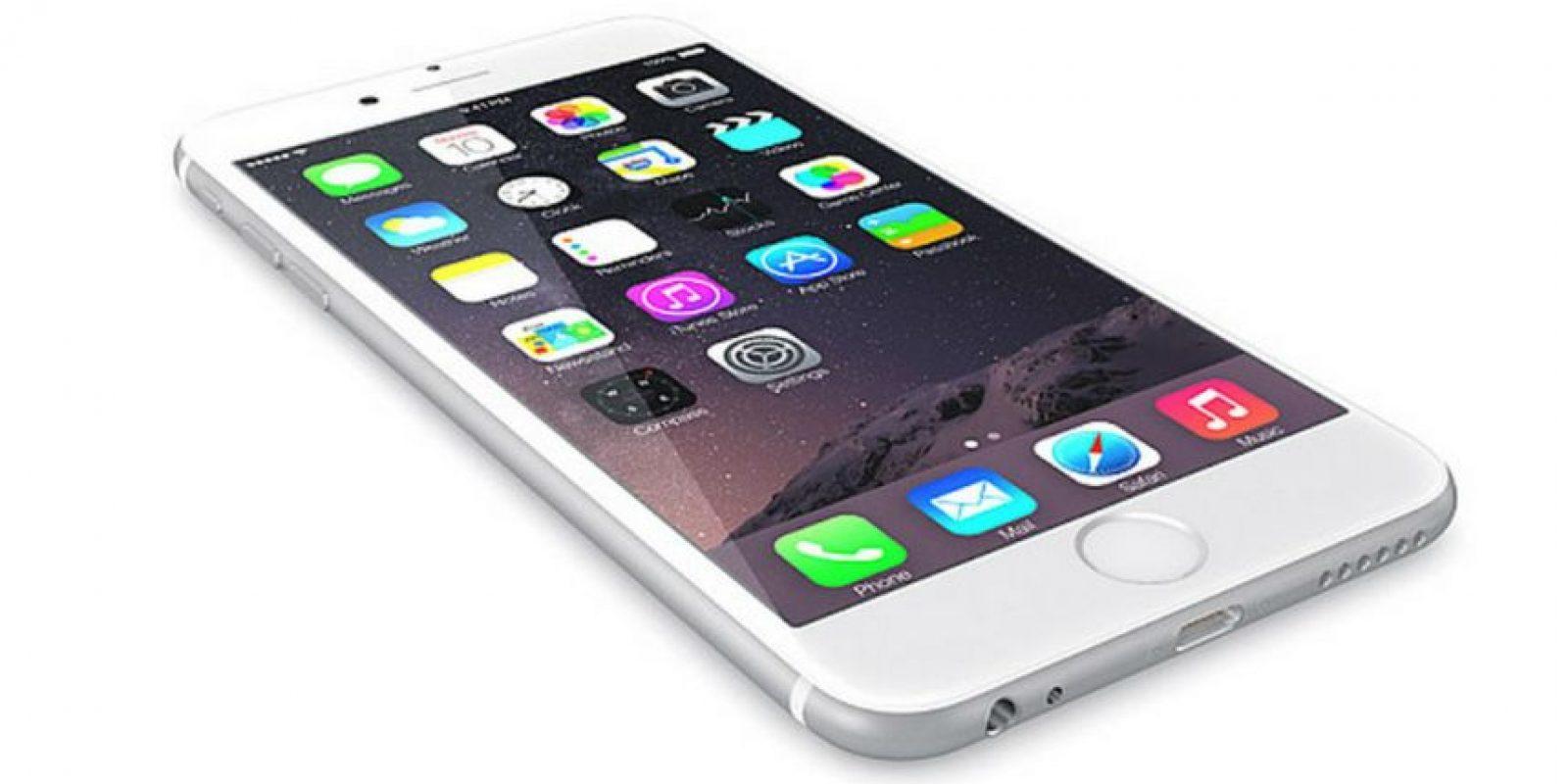 El iPhone 6 logró que Mario Balotelli fingiera una lesión. Foto:Apple