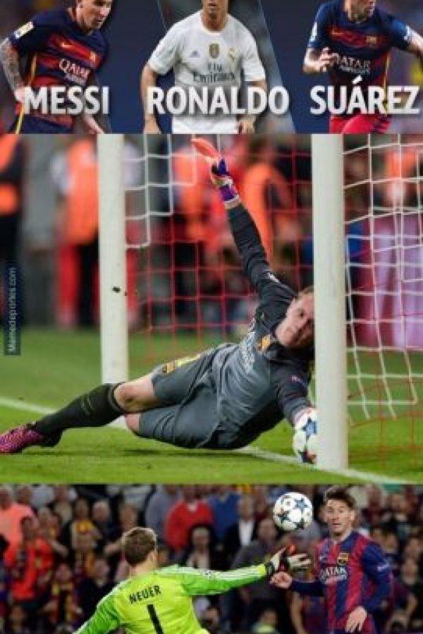Además del sorteo, se iban a entregar tres premios: Mejor Gol, Mejor Atajada y Mejor Jugador de la Temporada en la UEFA. Foto:memedeportes.com