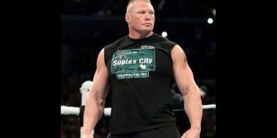 6. Ganarse el respeto con acciones. Su rudeza y estilo único en el ring lo han hecho uno de los peleadores más imponentes de la actualidad. Foto:WWE