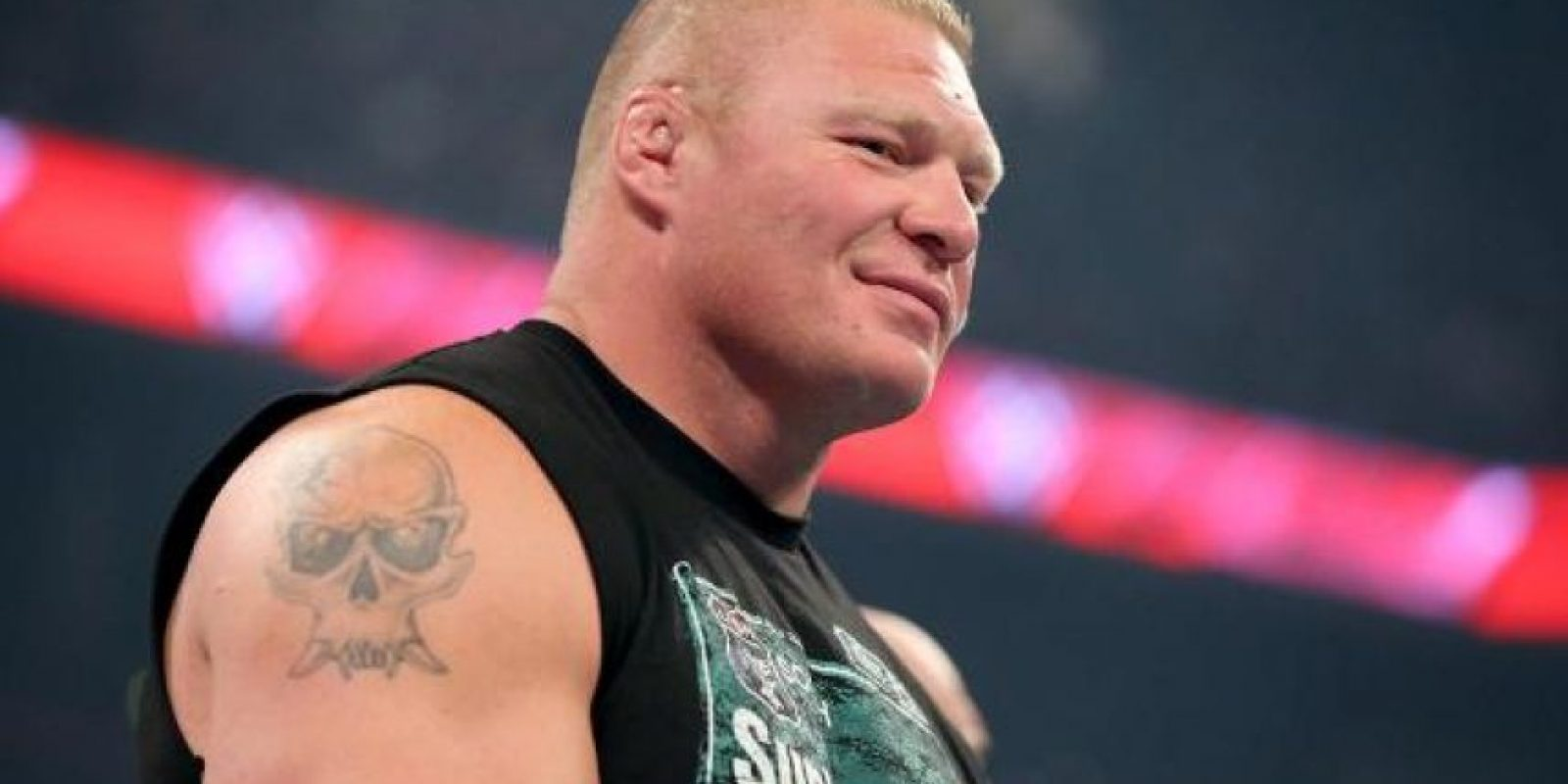 """7. Canalizar la furia de buena forma. Todos sabemos que """"La Bestia"""" es explosivo, pero ha encontrado la forma de equilibrar sus impulsos hasta convertirse en uno de los luchadores más respetados por el entretenimiento deportivo Foto:WWE"""