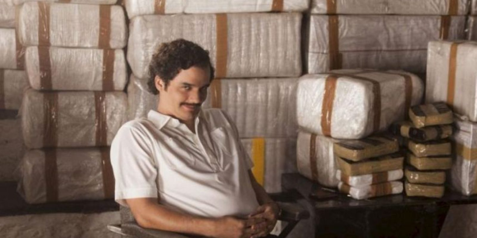 Se graduó en periodismo en la Universidad Federal de Bahia1 pero decidió convertirse en actor Foto:Netflix