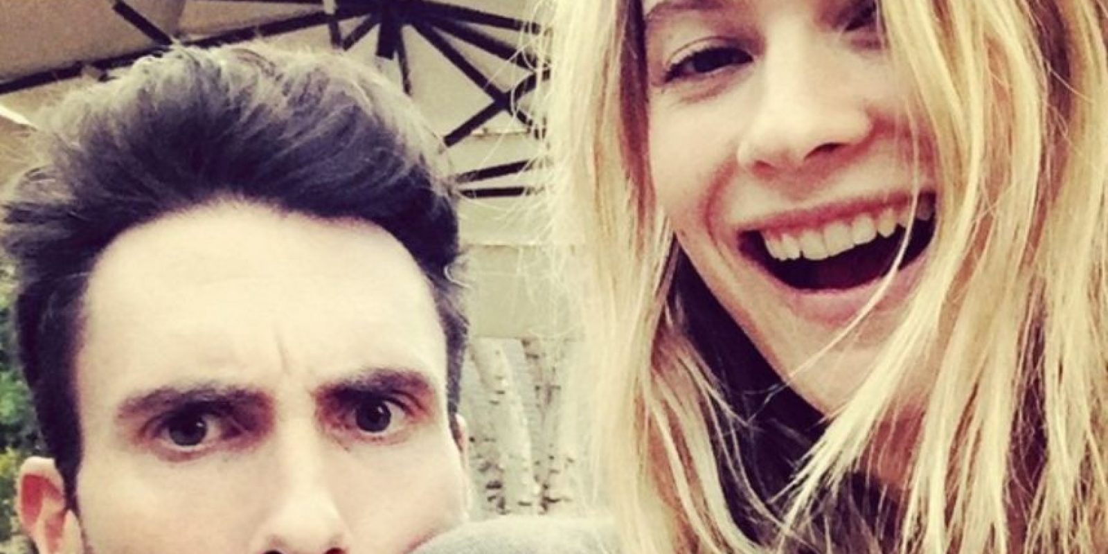 """Es esposa del vocalista de """"Maroon 5"""", Adam Levine Foto:Vía Instagram"""
