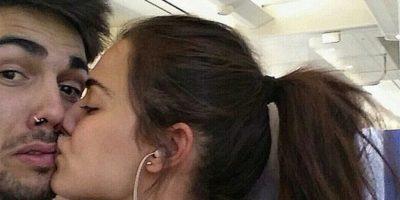 Es novia de el cazatalentos español Ignacio Ayuso Foto:Vía Instagram
