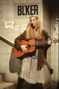 """La teoría de este fan sugiere que todos los acontecimientos de la serie surgieron en la imaginación de """"Phoebe"""" Foto:vía facebook.com/friends.tv"""