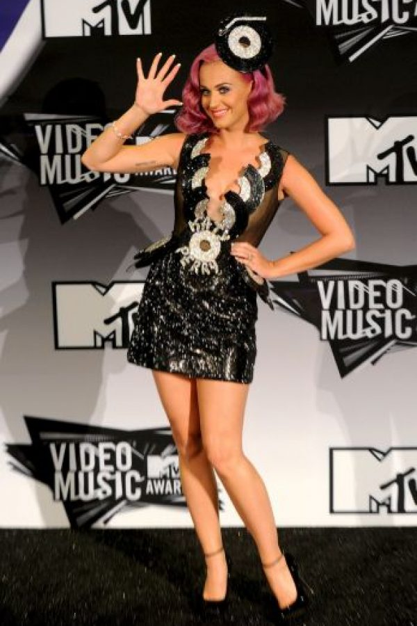 2011. Katy Perry Foto:Getty Images