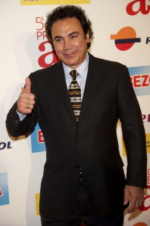 Hugo Sánchez Foto:Getty Images