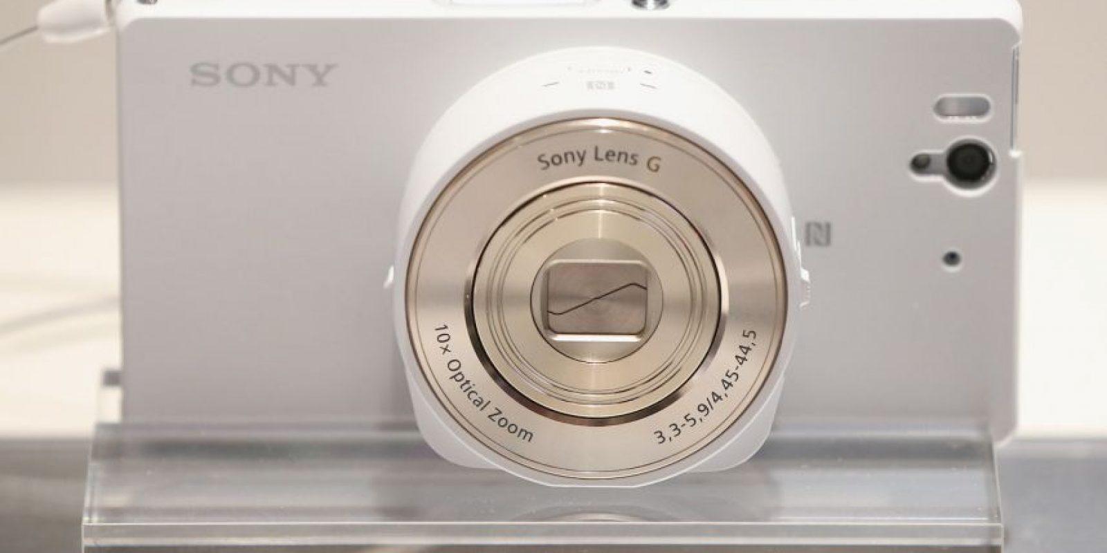 Contaba con un lente que reconocía el software del dispositivo Foto:Getty Images