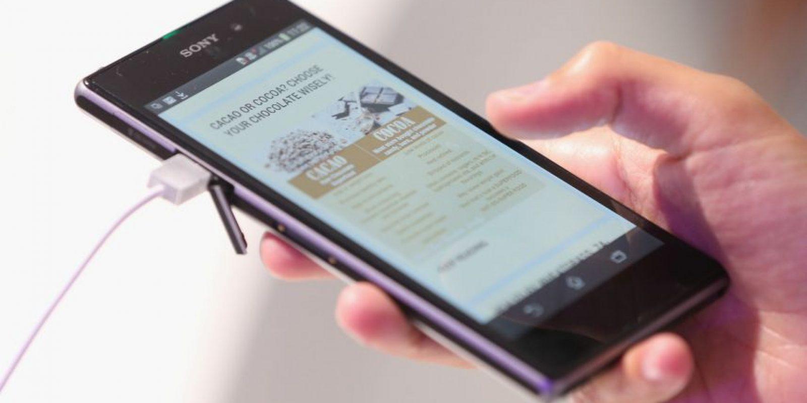 """El nombre Xperia se deriva de la palabra """"experience"""", combinada con la terminación """"ia"""" Foto:Getty Images"""
