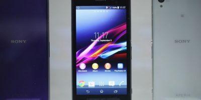 Su sucesor, el Sony Xperia Z1, fue lanzado el 20 de septiembre de 2013 Foto:Getty Images