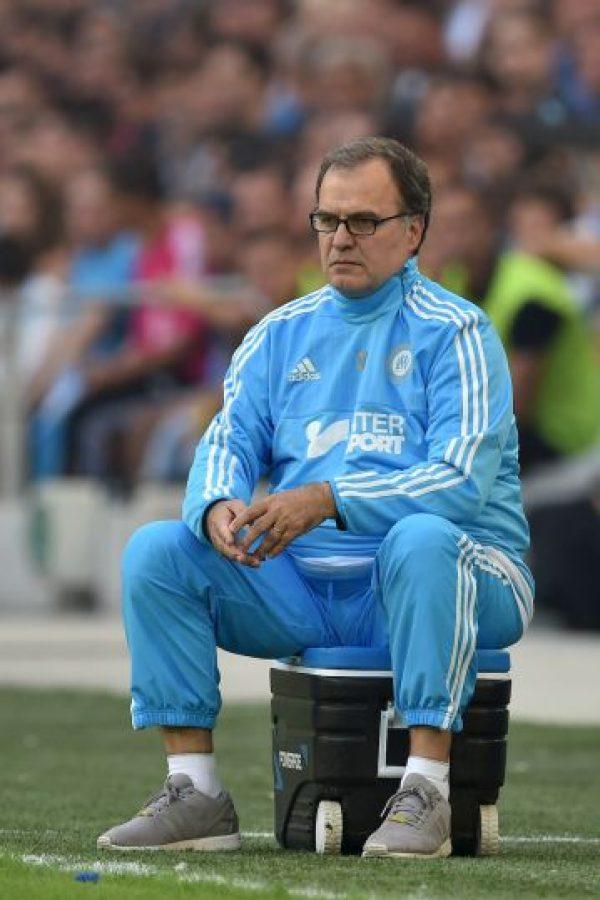 """En sus últimos años como futbolista, el """"Loco"""" se convirtió en maestro de Educación Física Foto:Getty Images"""