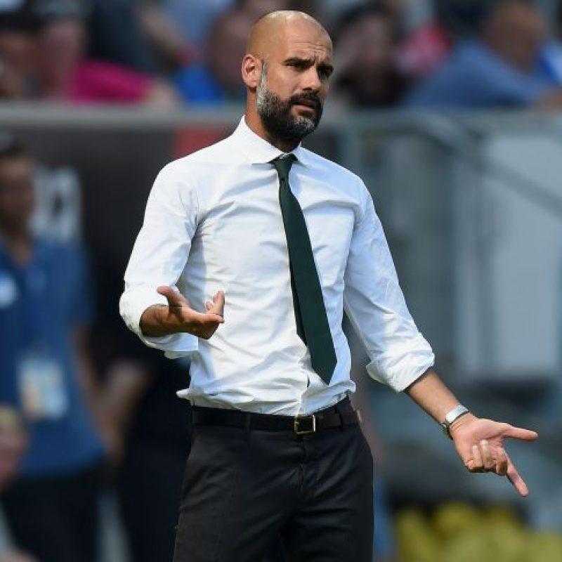 El DT del Bayern Múnich aprendió alemán en un año y medio, algo que la mayoría de los estudiantes lo hace en tres años Foto:Getty Images