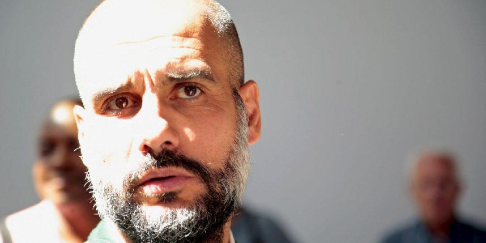 Josep Guardiola Foto:Getty Images