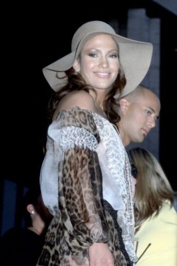 2001. Jennifer López Foto:Getty Images