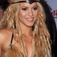 2001. Shakira Foto:Getty Images