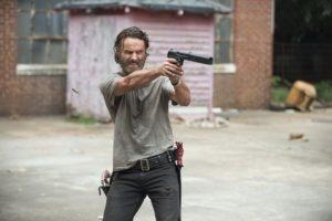 """""""The Walking Dead"""" está protagonizada por """"Rick Grimes"""" Foto:IMDb"""
