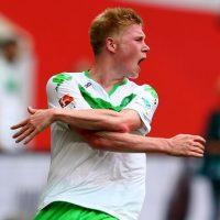 Le diría adiós al Wolfsburgo para mudarse a la Juventus Foto:Getty Images